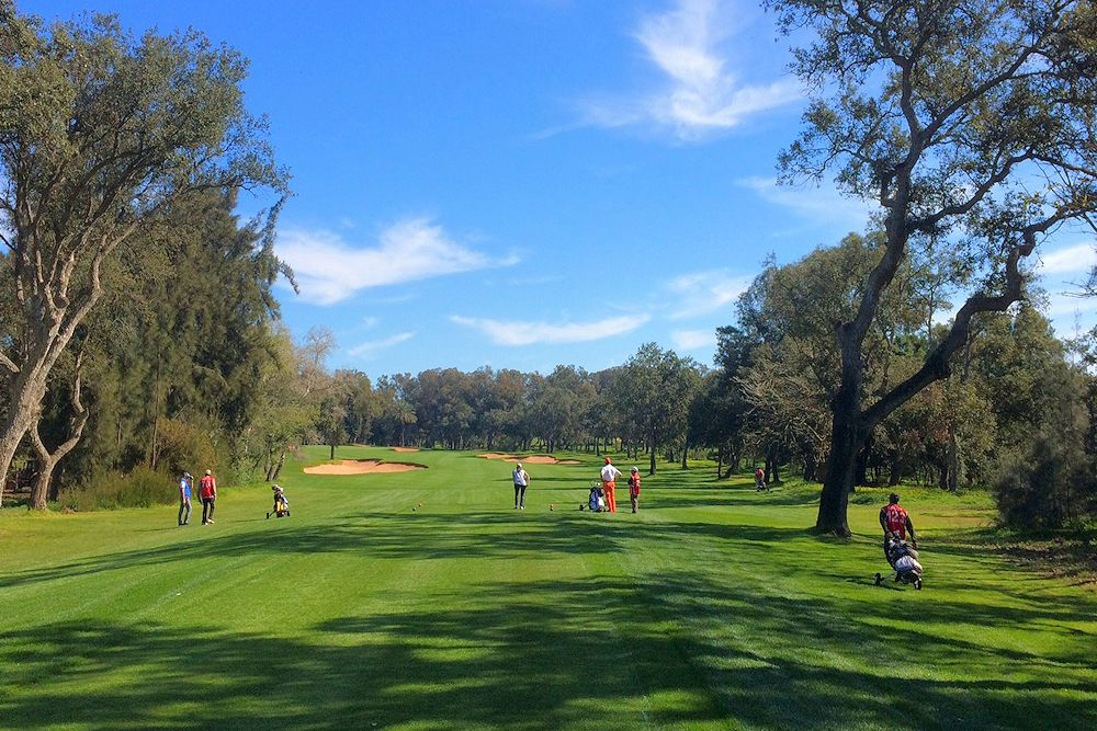 Royal Golf Dar Es Salam : le parcours rouge (album photos)