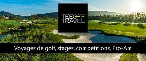 Tee Off Travel | Agence de voyage et tour opérateur spécialisé dans les séjours de golf, stages, compétitions et Pro-Am