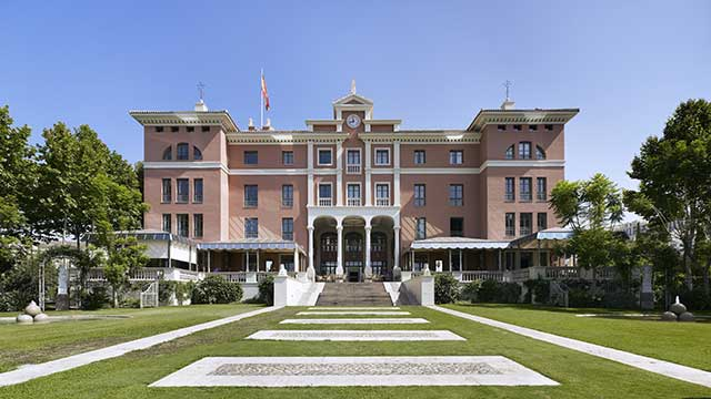 Villa Padierna Palace Hotel Tee Off Travel