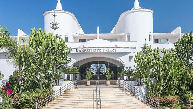 Amphitrite Palace Beach Hôtel & Convention Centre★★★★★ Tee Off Travel