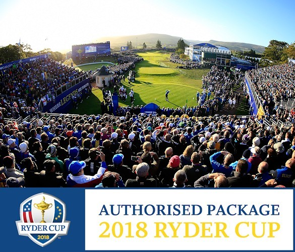 Ryder Cup 2018 • 28-30 septembre 2018 • Golf National Paris