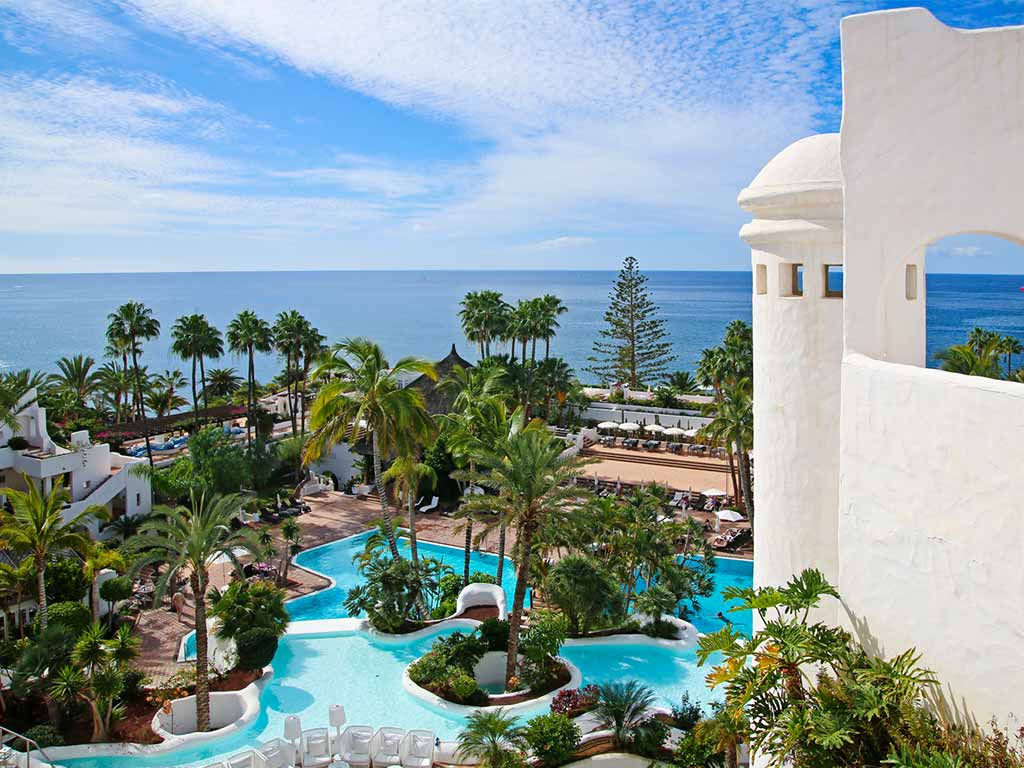 Hotel jardin tropical for Le jardin tropical tenerife