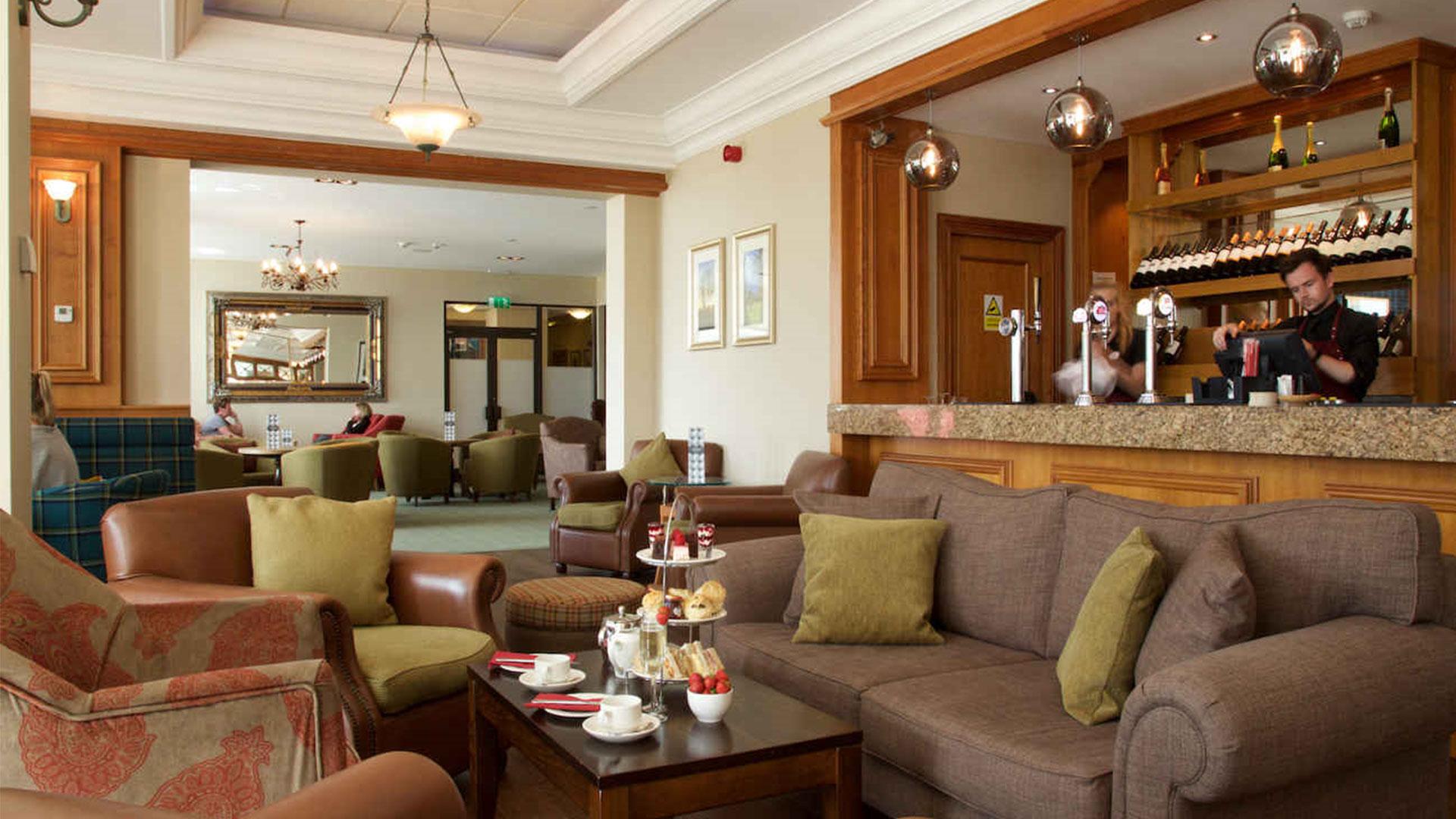 carnoustie golf hotel  u0026 spa