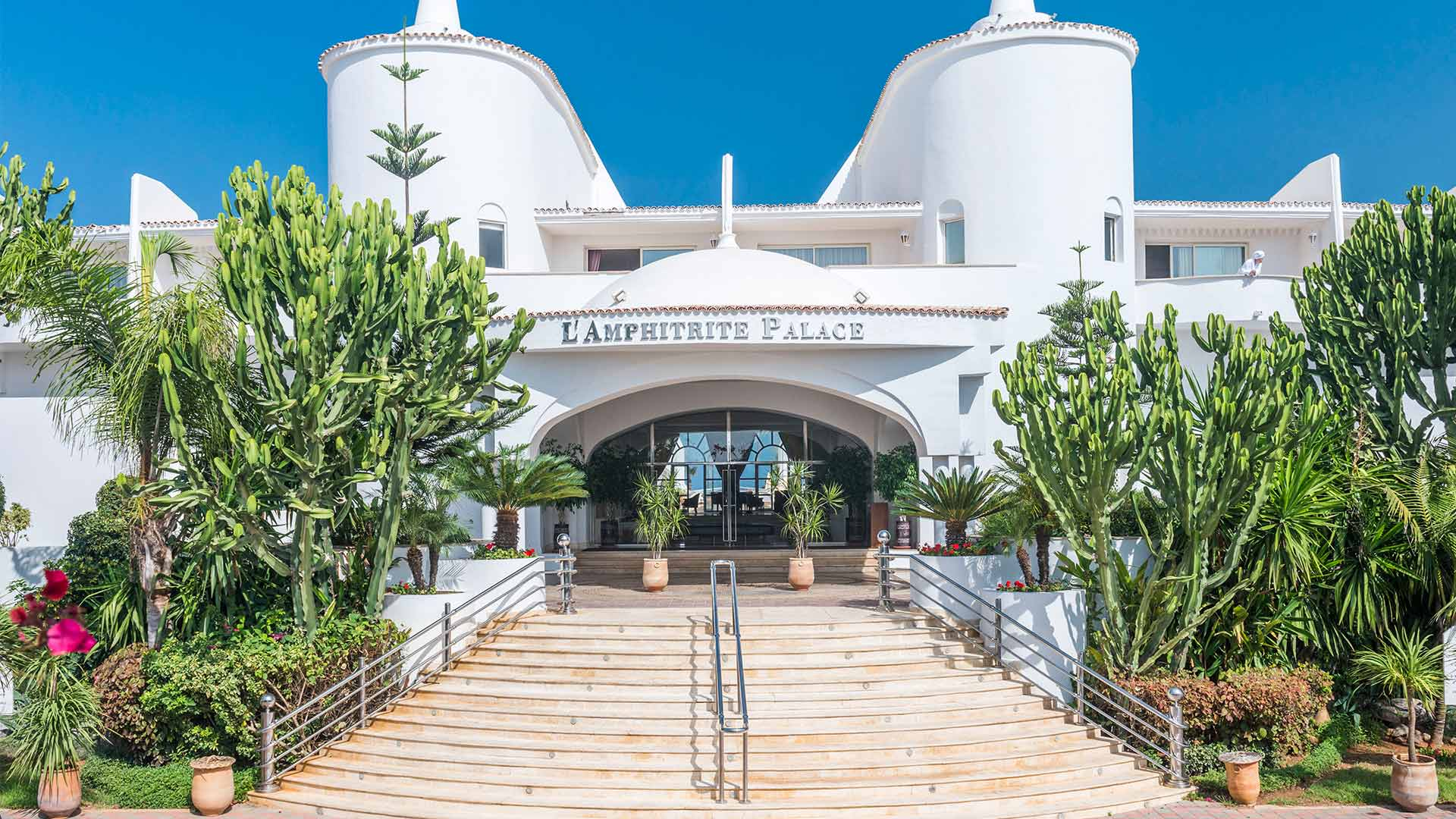 Maroc ∙ Amphitrite Palace Beach Hôtel & Convention Centre★★★★★