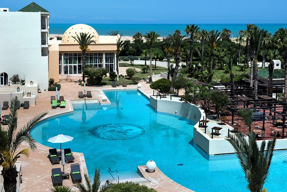 The Residence Tunis★★★★★